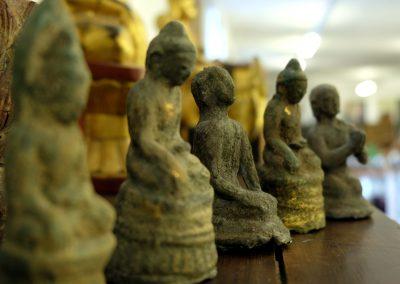 Buddhas aus Nepal