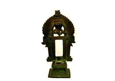 Altar aus Bronze, Nepal
