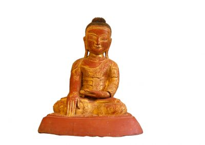 Buddha Lacquerware