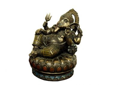 Kleiner Ganesha, Bronze
