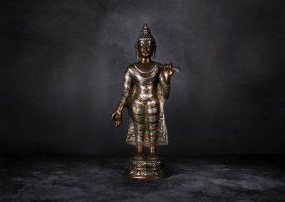 Stehender Buddha, Indien