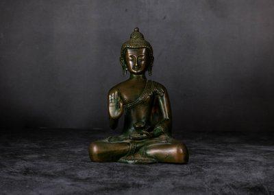 Buddha aus Nepal