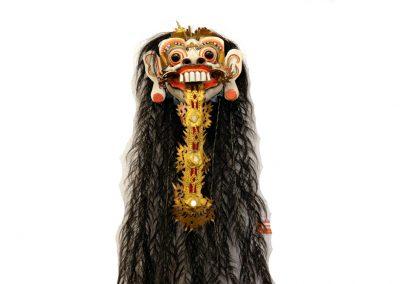 Barong Maske, Bali