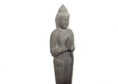 Stehender Buddha, Riverstone