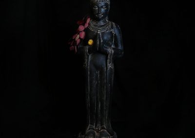 Stehender Buddha, frostsicher