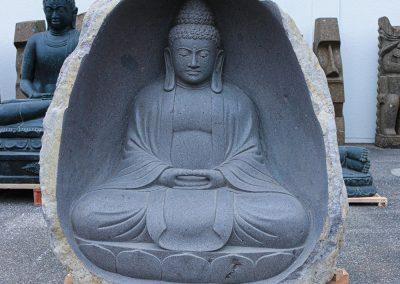 Schutz Buddha, Riverstone