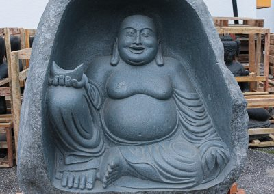 Happy Buddha, Riverstone