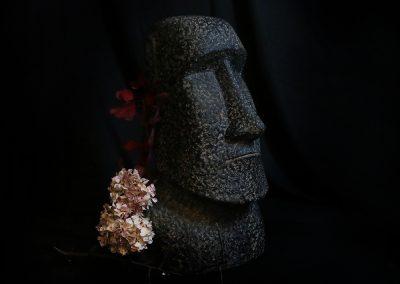 Osterinselkopf Moai