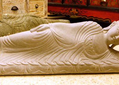 Liegender Buddha, Riverstone
