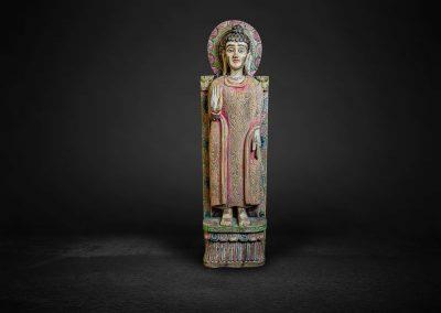 Schutzbuddha aus Indien