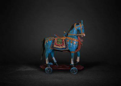 Altes Spielzeug Pferd