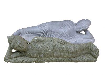 Reclining Buddha, frostsicher