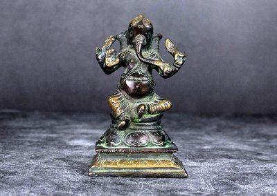 Ganesha aus Bronze