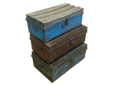 Reisekoffer, Iron Box