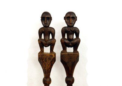 Ahnenfigur, Irian Jaya