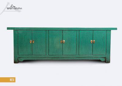 Lowboard grün