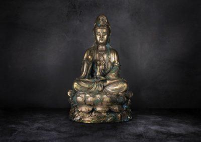 Quan Yin, Göttin der Barmherzigkeit