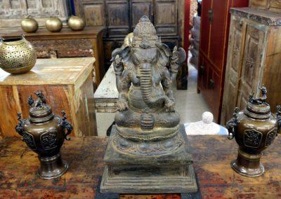 Antiker Ganesha