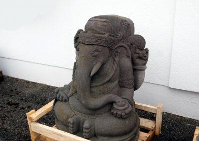Ganesha Riverstone