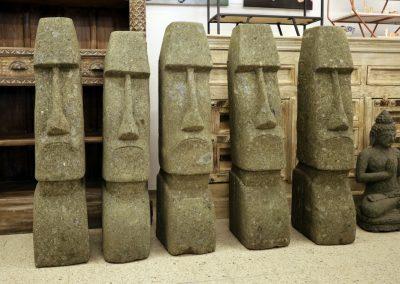 Moai Lavastein